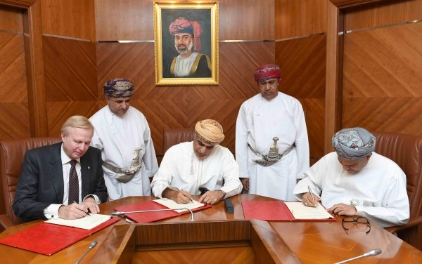 BP and Oman sign extended licencing deal for Khazzan Gas field