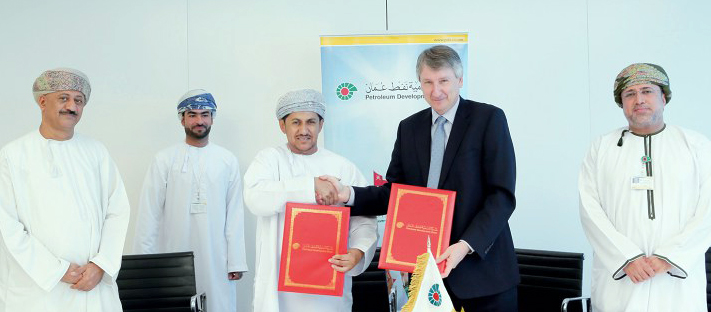 PDO awards RO 300m key contracts to Omani firms
