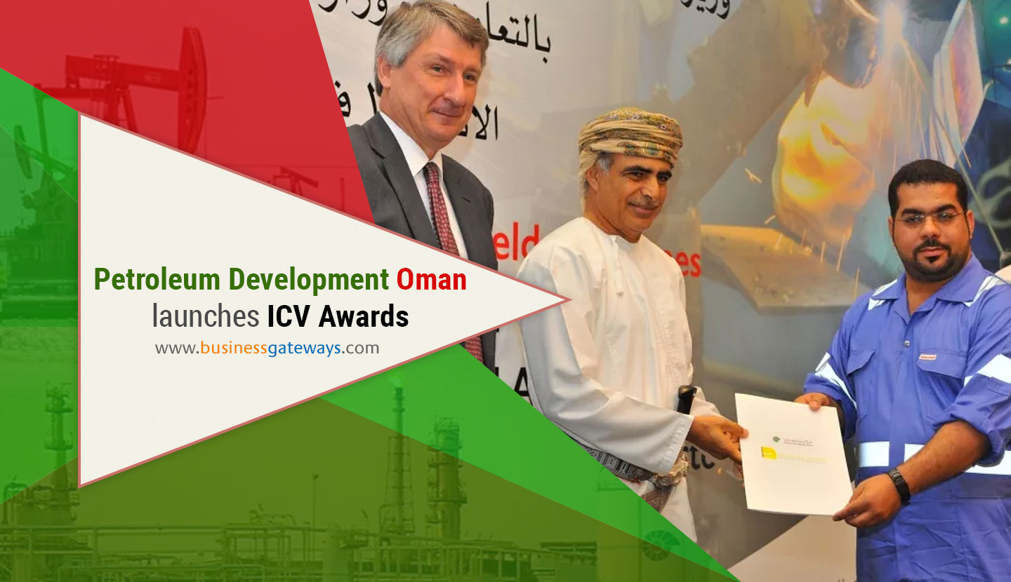 Petroleum development oman launches icv awards malvernweather