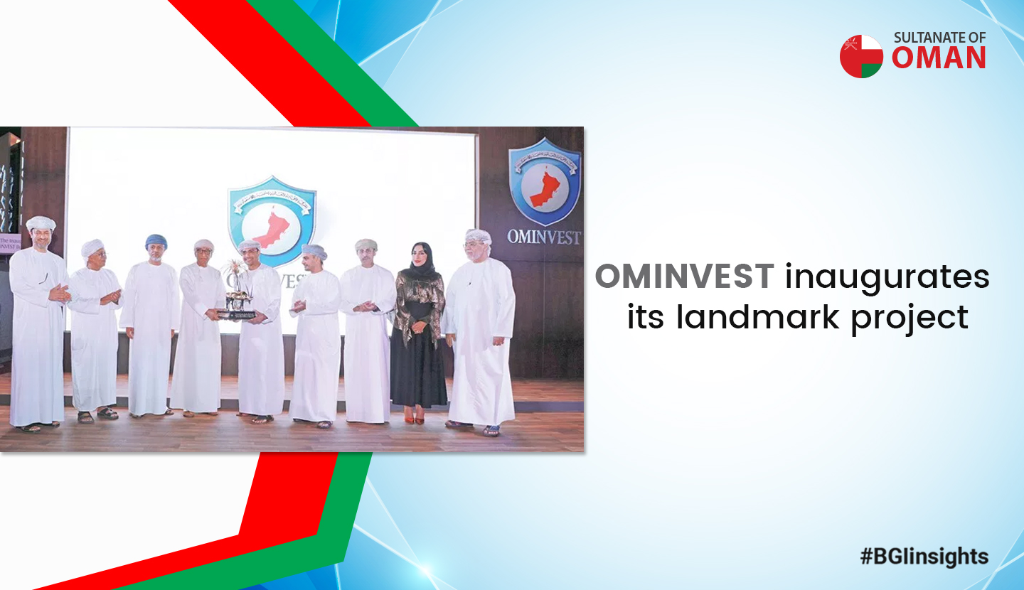Ominvest inaugurates its landmark project