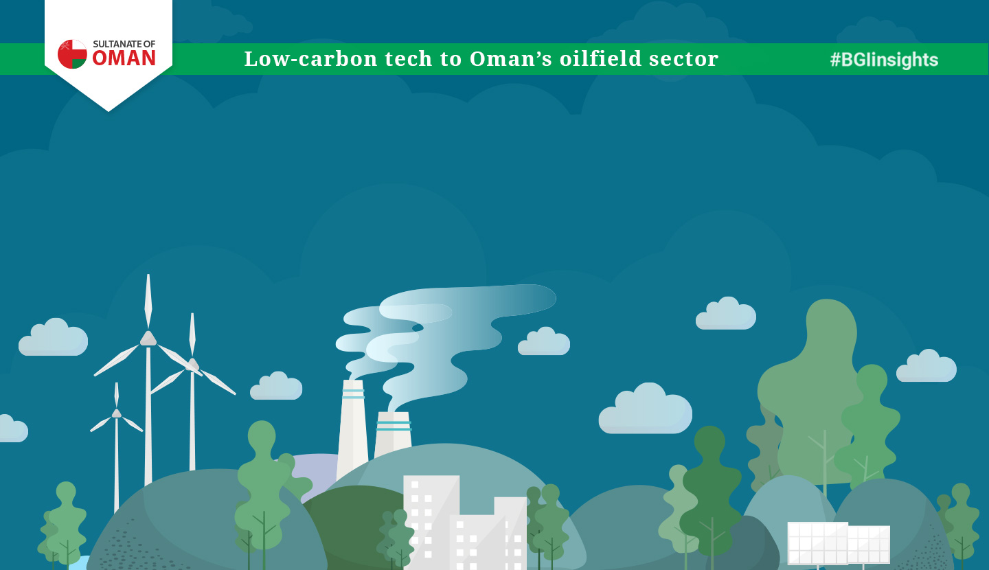 Oxy to bring low-carbon tech to Oman's oilfield sector