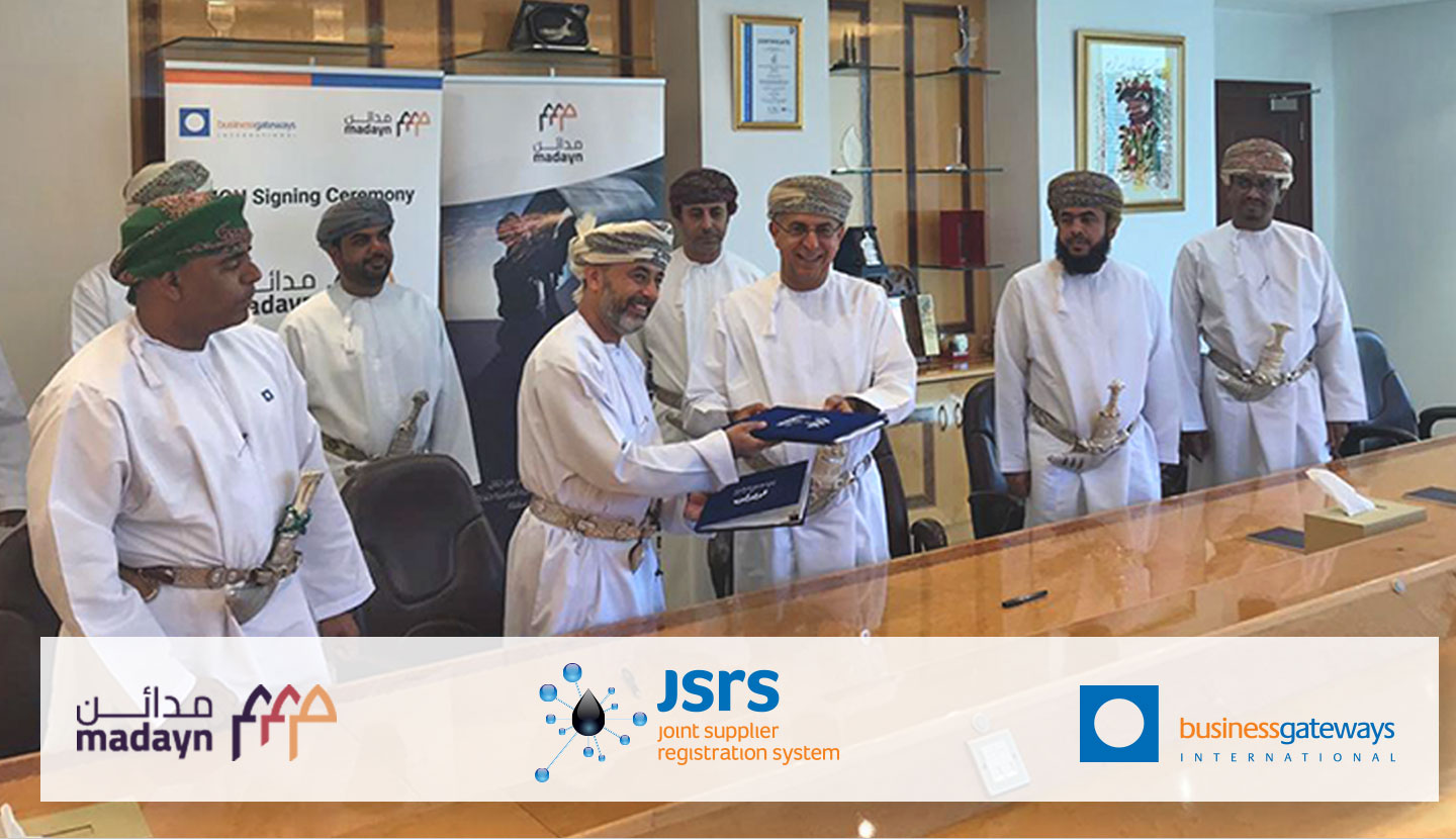 Madayn to adopt online supplier certification system, JSRS
