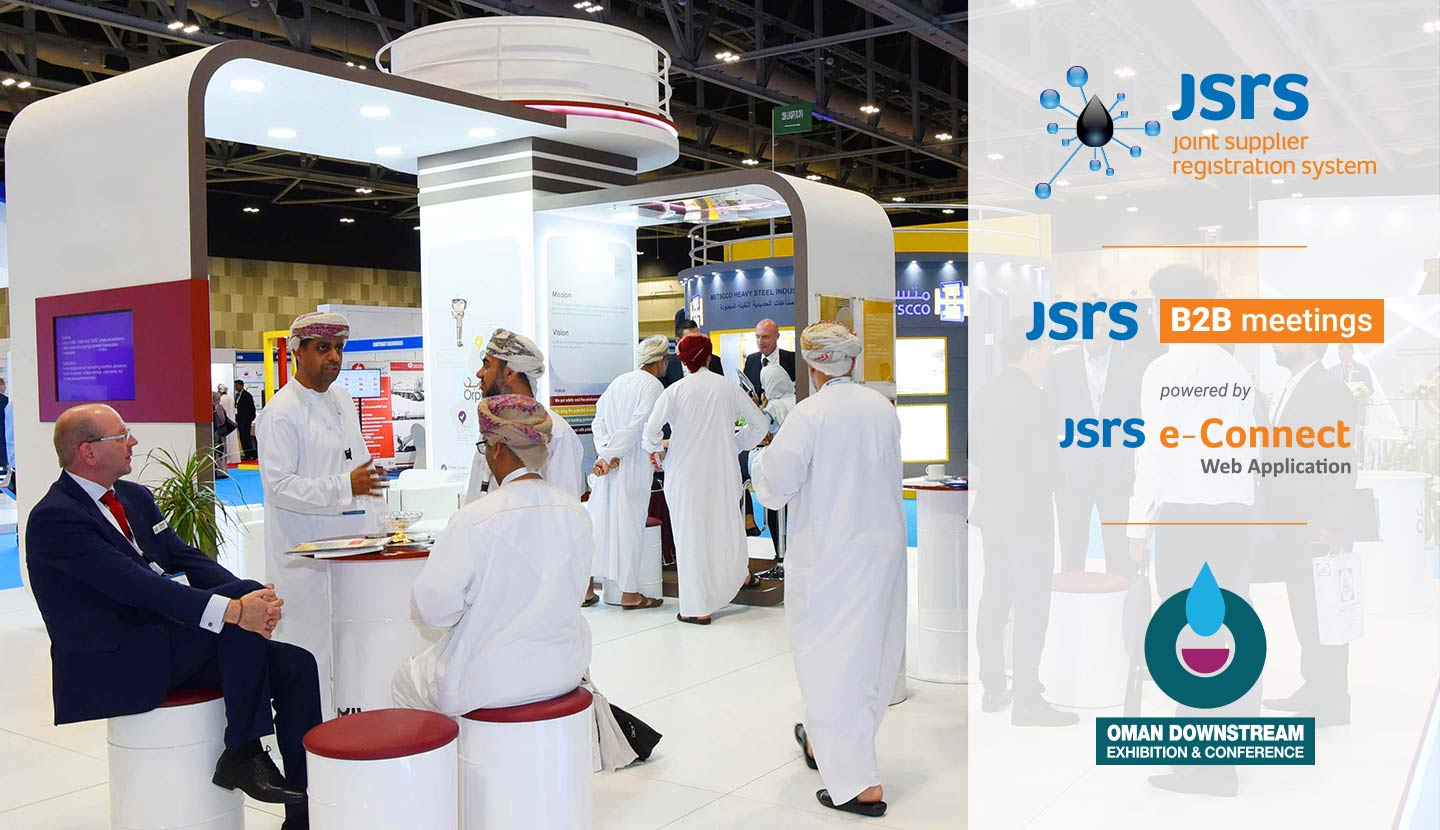 Oman Downstream Exhibition 2019 | Attend B2B Meetings