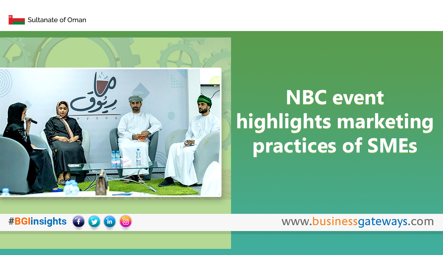 NBC event highlights marketing practices of SMEs